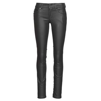 material Women slim jeans Pepe jeans NEW BROOKE Black
