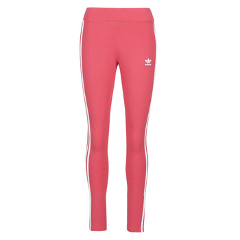 material Women leggings adidas Originals 3 STR TIGHT Pink
