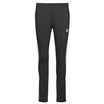 material Women Tracksuit bottoms adidas Originals SST PANTS PB Black