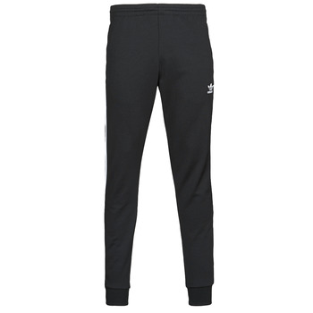 material Men Tracksuit bottoms adidas Originals SST TP P BLUE Black