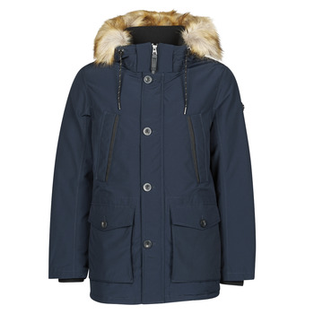 material Men Parkas Tom Tailor 1020701-10668 Marine