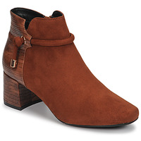 Shoes Women Ankle boots Moony Mood NANOU Camel