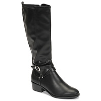 Shoes Women Boots Moony Mood NELLE Black