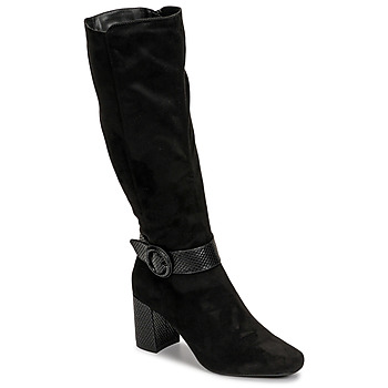 Shoes Women Boots Moony Mood NISTI Black