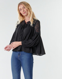 material Women Blouses Molly Bracken R1521H20 Black