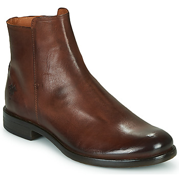 Shoes Men Mid boots Kost NORMAN 35 Brown