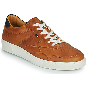 Shoes Men Low top trainers Kost BREAKER 18B Cognac