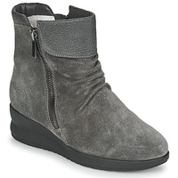 Shoes Women Mid boots Damart 64305 Grey