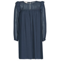 material Women Short Dresses Moony Mood BREYAT Marine
