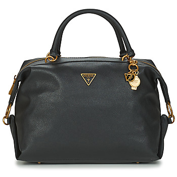 Bags Women Handbags Guess DESTINY SATCHEL Black