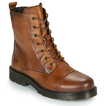 Shoes Women Mid boots Mustang 2891501 Cognac