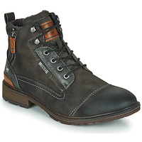 Shoes Men Mid boots Mustang 4140504 Grey