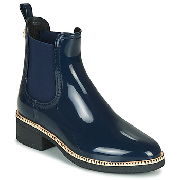 Shoes Women Wellington boots Lemon Jelly AVA Marine