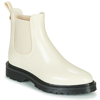 Shoes Women Wellington boots Lemon Jelly BLOCK White
