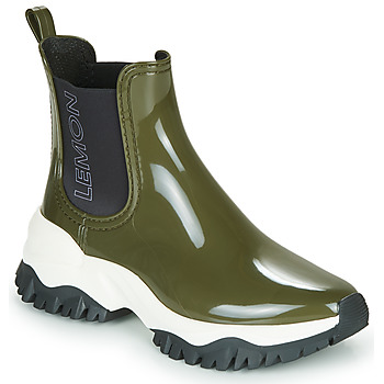 Shoes Women Wellington boots Lemon Jelly JAYDEN Green