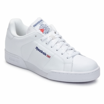 Shoes Men Low top trainers Reebok Classic NPC II White