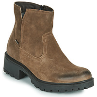 Shoes Women Mid boots IgI&CO DONNA GIANNA GT Brown