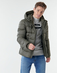 material Men Duffel coats Teddy Smith B-OVER Kaki