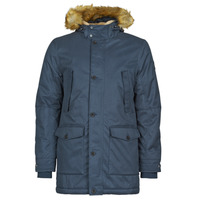 material Men Parkas Teddy Smith P-HAROLD Marine