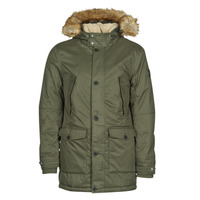 material Men Parkas Teddy Smith P-HAROLD Kaki