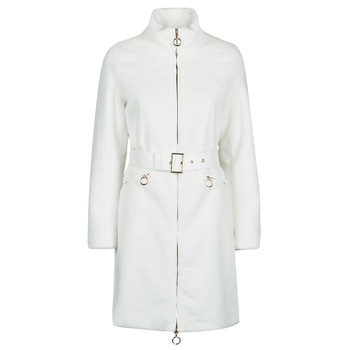 material Women coats Marciano MARBREE FUR COAT Cream