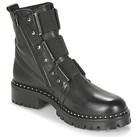 Shoes Women Mid boots Philippe Morvan HARMY V1 ROMA NOIR Black