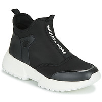 Shoes Girl High top trainers MICHAEL Michael Kors COSMO LILLIE Black