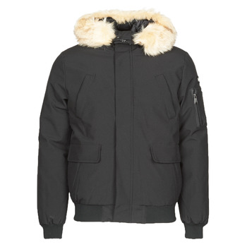 material Men Parkas Schott KEYBURN Black