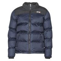 material Duffel coats Schott UTAH Marine / Black