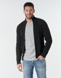 material Men jumpers Schott PLECORAGE1 Black