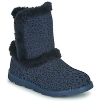 Shoes Girl Mid boots Mod'8 ALDOUX Blue