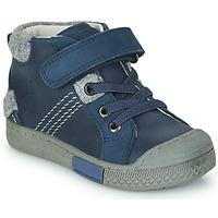Shoes Boy High top trainers Mod'8 HERY Marine