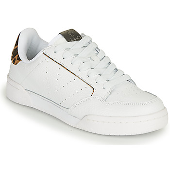 Shoes Women Low top trainers Victoria CRONO PIEL White / Brown