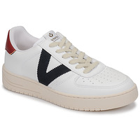 Shoes Low top trainers Victoria SIEMPRE PIEL VEG White / Blue / Red