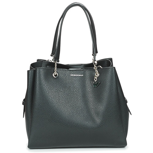 Bags Women Shoulder bags Emporio Armani Y3D158-YFN6E-81386 Black