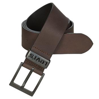 Accessorie Men Belts Levi's ASHLAND METAL Brown