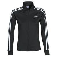 material Women Jackets adidas Performance W D2M 3S TT Black