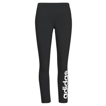 material Women leggings adidas Performance W E LIN TIGHT Black