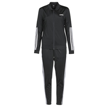 material Women Tracksuits adidas Performance WTS BACK2BAS 3S Black