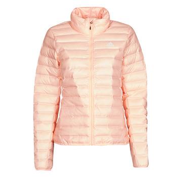 material Women Duffel coats adidas Performance W Varilite J Coral