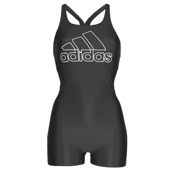 material Women Swimsuits adidas Performance FIT LEGSUIT SOL Black