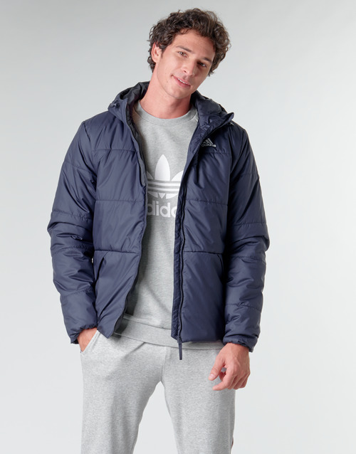 Ambigüedad Ambicioso réplica  adidas Performance BSC HOOD INS J Ink - Fast delivery | Spartoo Europe ! -  material Duffel coats Men 99,95 €