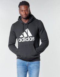 material Men sweaters adidas Performance MH BOS PO FL Black