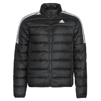 material Men Duffel coats adidas Performance ESS DOWN JACKET Black