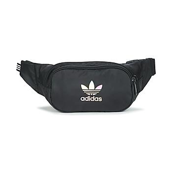 Bags Bumbags adidas Originals ESSENTIAL WAIST Black
