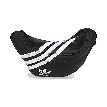 Bags Bumbags adidas Originals WAISTBAG NYLON Black