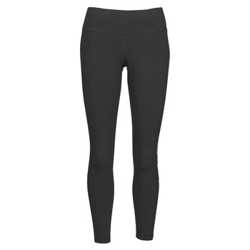 material Women leggings Reebok Classic TE LINEAR LOGO CT L Black