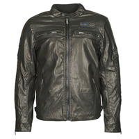 material Men Leather jackets / Imitation leather Petrol Industries JACKET PU Black