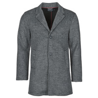 material Men coats Petrol Industries JACKET WOOL Grey