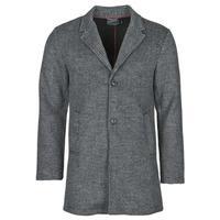 material Men coats Petrol Industries JACKET WOOL Grey